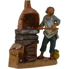 Baker 9.5 cm Fontanini