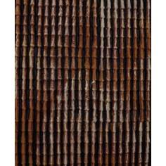 Foglio tetto antichizzato 32x48 cm accessori per presepe fai da