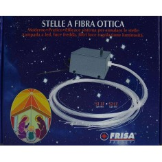 Led illuminator with fiber optic 50 points - S2LF