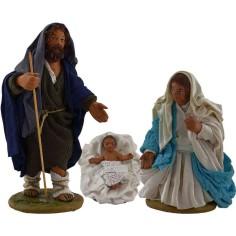 nativity in terracotta nativity scene