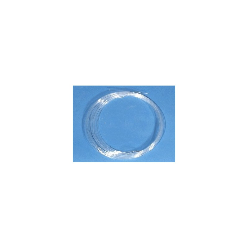 Fibra ottica presepe 0,5 mm bobina da 10 metri - Cod. FB05