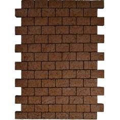 Pavimento modulare mattonato cm 33x23x0,6 disponibile nei