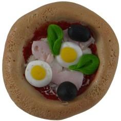 Pizza capricciosa ø 2,4 cm  - 1