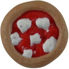 Pizza margherita ø 2,4 cm  - 1