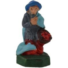 4 cm Shepherd color with pvc basket