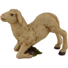 Mondo Presepi Agnello per statue 30 cm Pigini