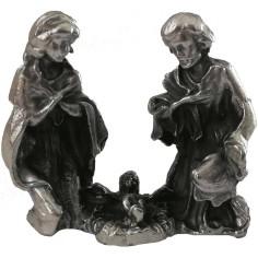 Metal Nativity 3 cm