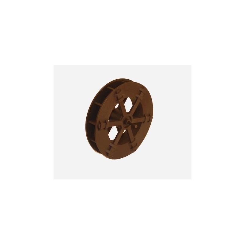 Wheel 8 cm, water mill
