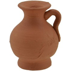 World Cribs Amphora with handle cm 3,3 h.