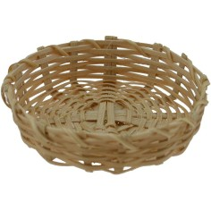 World Cribs wicker Basket Ø 4 cm