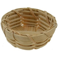 Low basket ø 3 cm