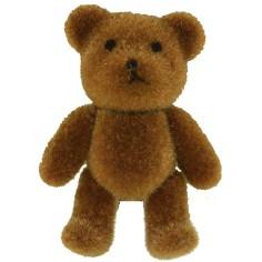 World Nativity Plush bear 3 cm