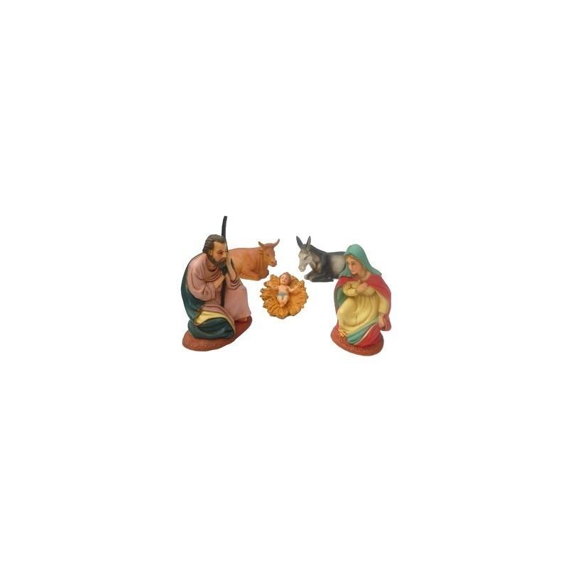 Mondo Presepi Natività cm 14 - Cod. ZN514