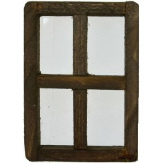 World Nativity wood Window that is available in the following sizes: