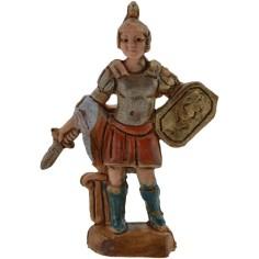 Mondo Presepi Soldato con spada 3,5 cm