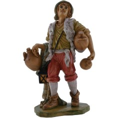 World Nativity Man with the water jugs (20 cm Euro