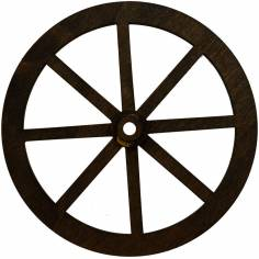World Nativity wooden Wheel which is available in the following sizes: