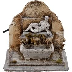 Fontana in resina...