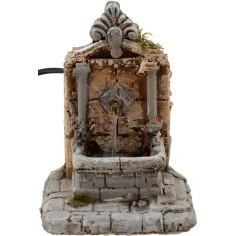 Fontana in resina presepe...