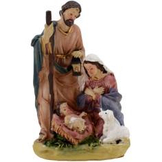 World Presepi Nativity in resin 11 cm