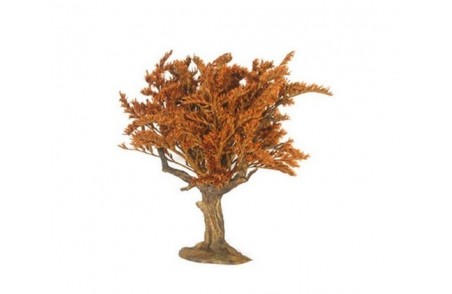Tree with brown leaves Oliver 14 cm