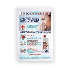 Salviette sanitizers surfaces SEPTOGARD AP PLUS