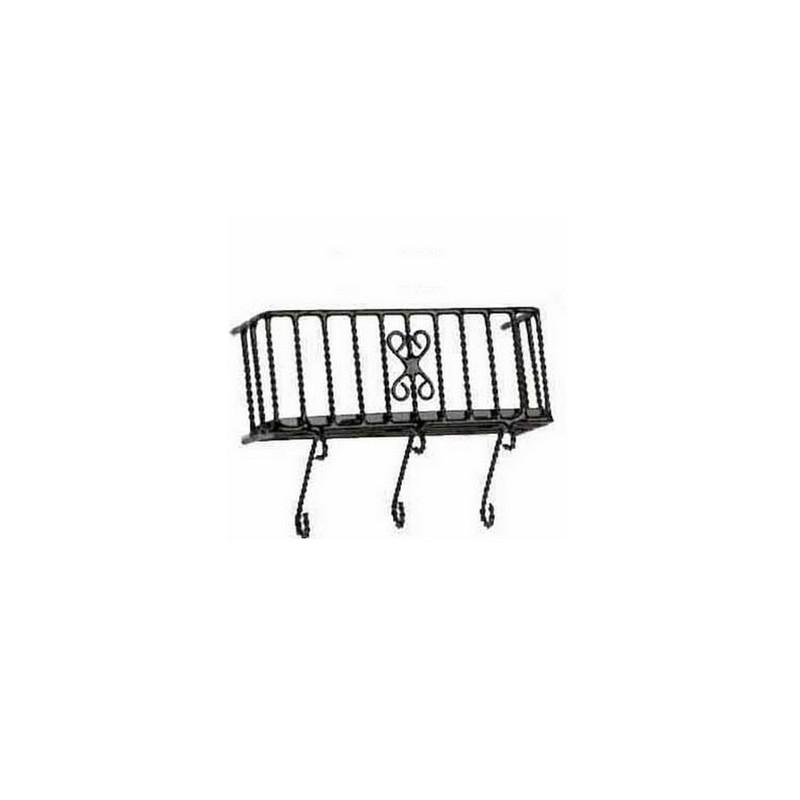 Mondo Presepi Ringhiera per balcone in metallo cm 5 -425