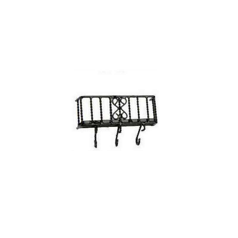 Ringhiera per balcone in metallo cm 4 - 424 Mondo Presepi