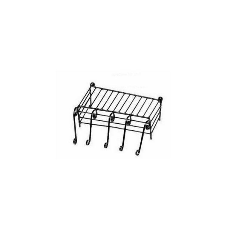 Mondo Presepi Ringhiera per balcone in metallo cm 4 - 6421