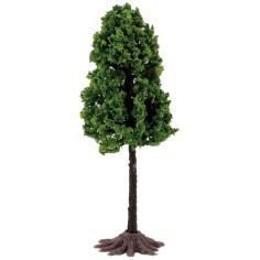 Albero verde per presepe 10 cm