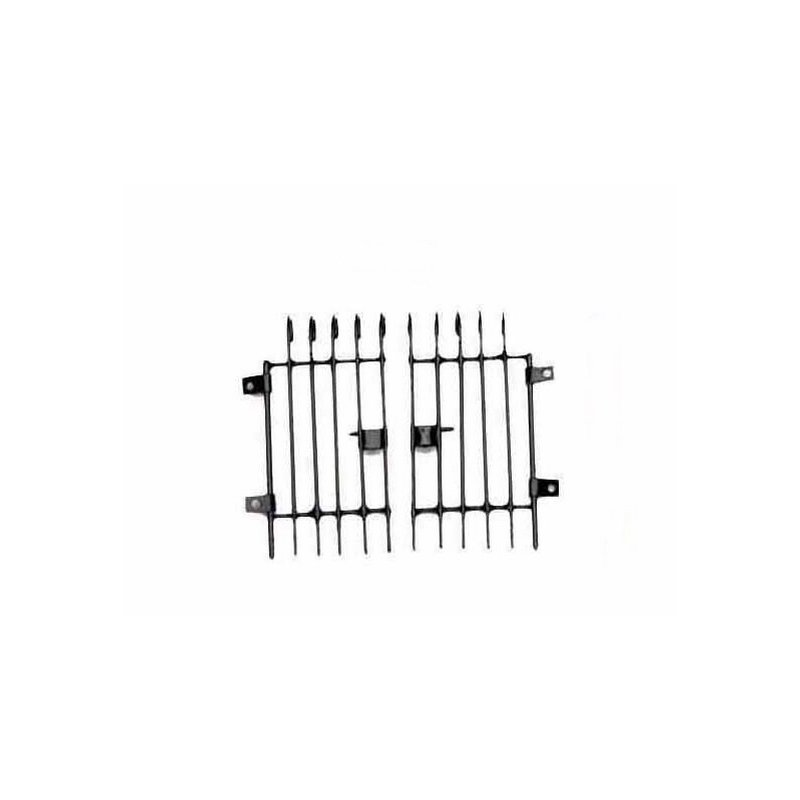Cancello in metallo piccolo cm 4 -6436 Mondo Presepi