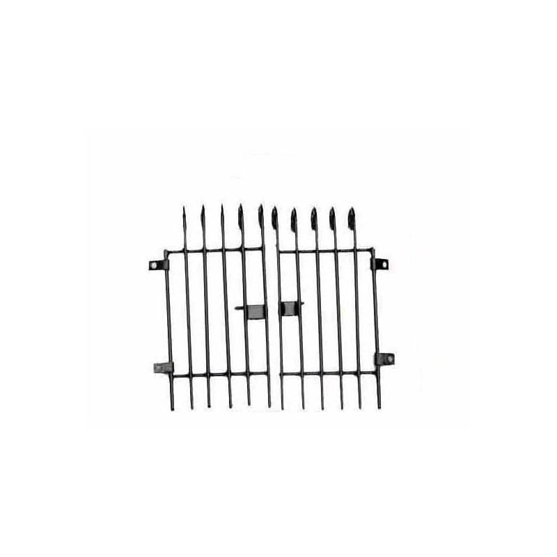 Mondo Presepi Cancello in metallo medio cm 5 -6437