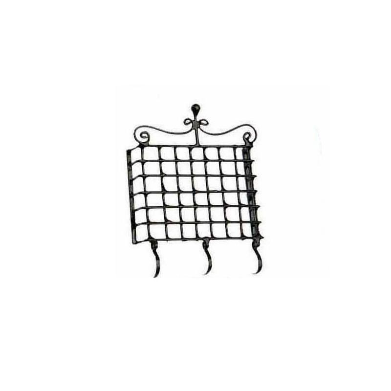 Mondo Presepi Gratta in metallo cm 3,8 -6442 - dd4