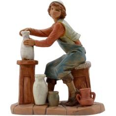 World Presepi Ceramist series 19 cm Fontanini
