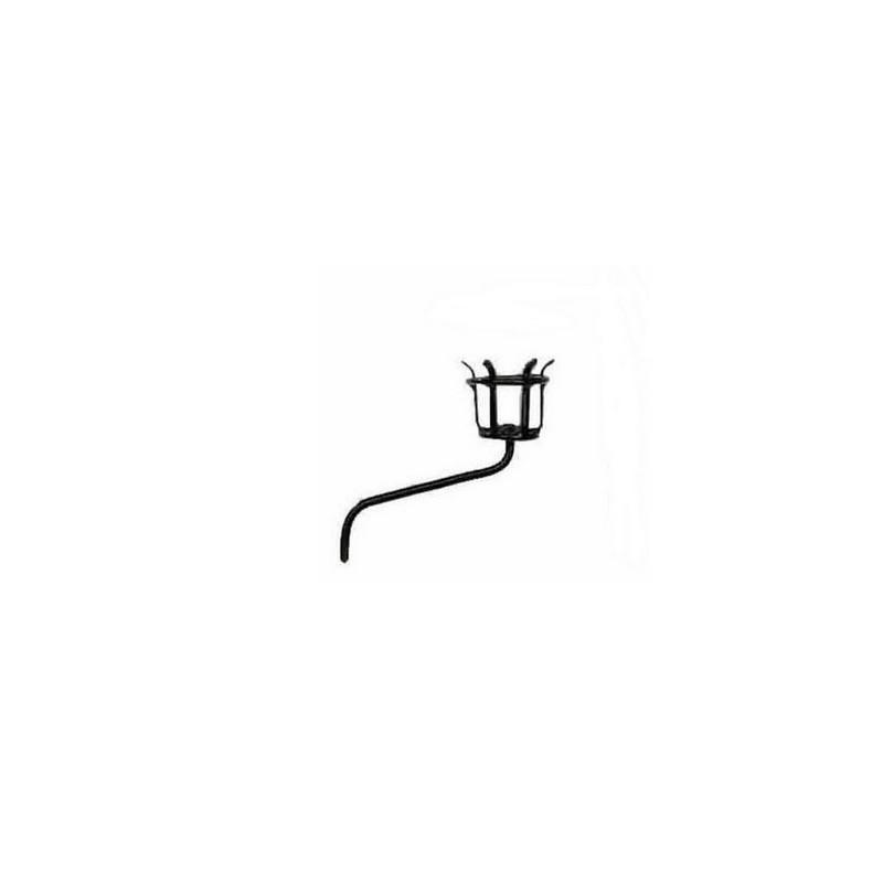 Empty lux metal lantern -6443