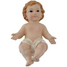 Gesù Bambino 14,5 cm presepe