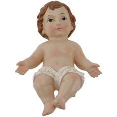 Gesù Bambino 22,5 cm presepe