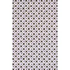 Thin cardboard Floor with rhombuses 16.5x24 cm