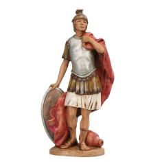 Soldato con scudo 30 cm Fontanini