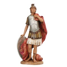 Soldier with Shield 30 cm Fontanini