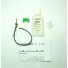 Olio fumogeno 1 litro per genaratori fumo - LF1