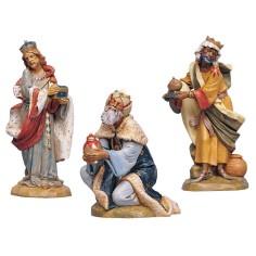 Set tre Re Magi serie 30 cm Fontanini