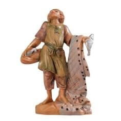 Pescatore 6,5 cm Fontanini Mondo Presepi