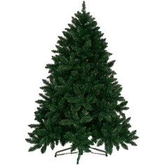 Christmas tree 210 cm pine tree tussle 1200 branches