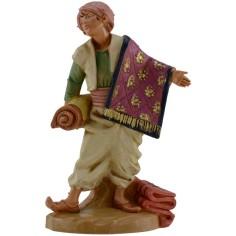 Carpets seller 12 cm Fontanini