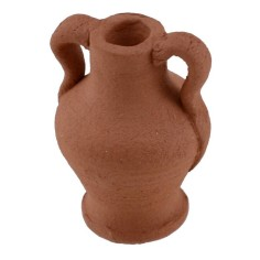 Anfora in terracotta cm 2,1