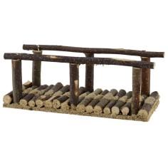 Ponte in legno cm 14,8x4,6x5,4 h.