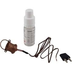 Generatore effetto fumo a pentolino ø 1,5 cm presepe