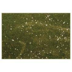 Mondo Presepi Carta muschio con pietrisco cm 75x50