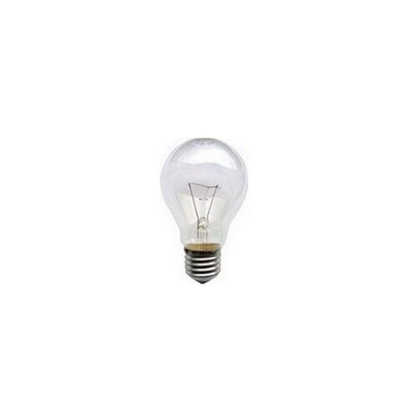 Lampada goccia Gialla E27 - 40W